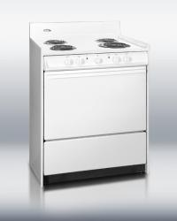 Brand: SUMMIT, Model: SEM210C, Color: White