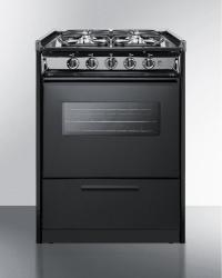 Brand: SUMMIT, Model: TNM616RW, Fuel Type: Natural Gas with Oven Window