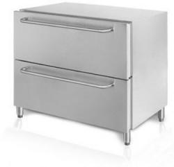 Brand: SUMMIT, Model: SBDR190NACSS, Style: Freestanding with Towel Bar Handles