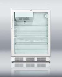 Brand: SUMMIT, Model: SCFF55BGL, Color: White