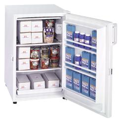 Brand: SUMMIT, Model: FS56L, Style: 5.0 cu. ft. Upright Freezer