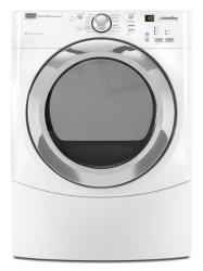 Brand: Maytag, Model: MGDE900VW, Color: White