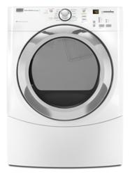 Brand: MAYTAG, Model: MEDE900VJ, Color: White