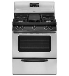 Brand: Whirlpool, Model: WFG231LV, Color: Stainless Steel