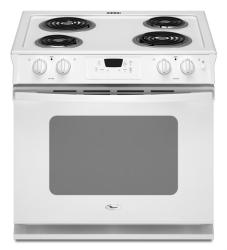 Brand: Whirlpool, Model: WDE101LVQ, Color: White