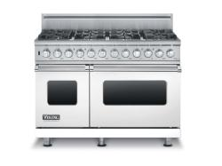 Brand: Viking, Model: VDSC5488BMS, Fuel Type: Stainless Steel, Natural Gas