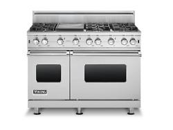 Brand: Viking, Model: VGCC5486GBULP, Fuel Type: Stainless Steel - Natural Gas