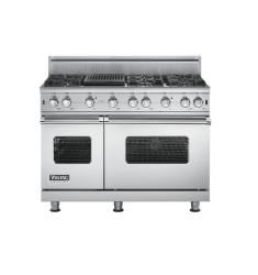 Brand: Viking, Model: VGCC5486QSSLP, Fuel Type: Stainless Steel - Natural Gas