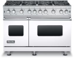 Brand: Viking, Model: VGCC5488BCBLP, Fuel Type: White - Natural Gas
