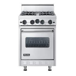 Brand: Viking, Model: VGIC2454BWHBR, Fuel Type: Stainless Steel