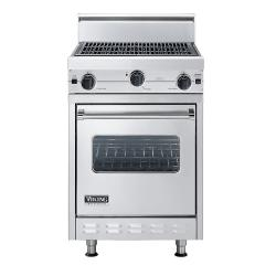 Brand: Viking, Model: VGIC245QWH, Color: Stainless Steel