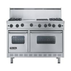 Brand: Viking, Model: VGIC4864GQ, Color: Stainless Steel