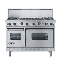 Brand: Viking, Model: VGIC4884QWH, Color: Stainless Steel