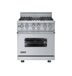 Brand: Viking, Model: VGSC5304BWS, Fuel Type: Stainless Steel - Natural Gas