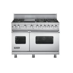 Brand: Viking, Model: VGSC5486GCNLP, Fuel Type: Stainless Steel, Natural Gas