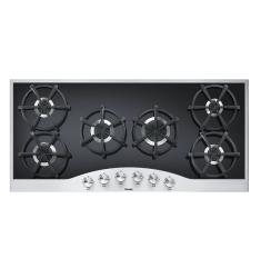 Brand: Viking, Model: DGCU1556BSW, Color: Black Glass and Natural Gas