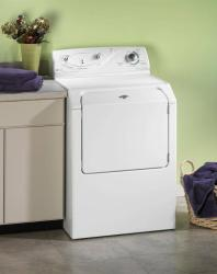 Brand: MAYTAG, Model: MDE8400AYW, Color: White