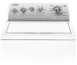 Brand: Whirlpool, Model: GSX9750PW, Color: Silver Metallic on White