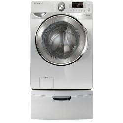 Brand: Samsung, Model: WF448AAW, Color: White