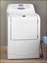Brand: MAYTAG, Model: MDG9800AWQ, Color: White