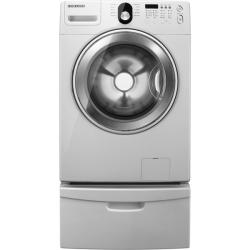 Brand: SAMSUNG, Model: WF218ANB, Color: White