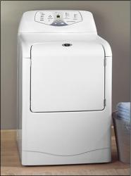 Brand: MAYTAG, Model: MDE6800AYW, Color: White