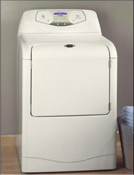 Brand: MAYTAG, Model: MDE9800AY, Color: Bisque