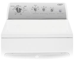 Brand: Whirlpool, Model: GEQ9800PW, Color: White