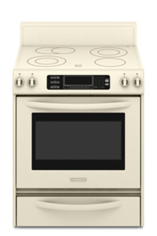 Kitchenaid Kers807sss 30 Quot Freestanding Electric Range With