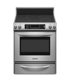 Brand: KITCHENAID, Model: KERS807SWW, Color: Stainless Steel