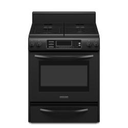 Brand: KITCHENAID, Model: KGRS807S, Color: Black