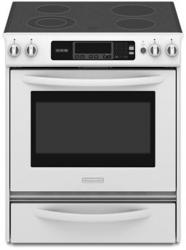 Brand: KitchenAid, Model: KESK901SBL, Color: White