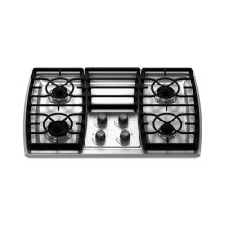 Brand: KITCHENAID, Model: KGCK306VSS, Style: 30
