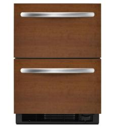 Brand: KITCHENAID, Model: KDDC24CVS, Color: Requires Custom Panels and Handles
