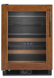 Brand: KITCHENAID, Model: KBCO24RSBX, Style: Left-Swing Door