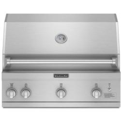 Brand: KITCHENAID, Model: KBNS361TSS, Style: 36