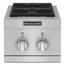 Brand: KITCHENAID, Model: KBZU122TSS, Style: 17