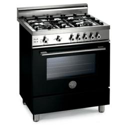 Brand: Bertazzoni, Model: X304GGVBI, Fuel Type: Black, Natural Gas
