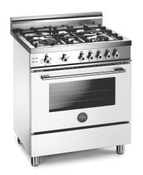 Brand: Bertazzoni, Model: X304GGVBI, Fuel Type: Pure White, Natural Gas