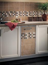 Brand: Broan, Model: 15WH, Color: Tile Inlay Door Pan/Tiles Not Included