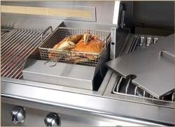 Brand: Alfresco, Model: AGSF, Style: Steamer/Fryer