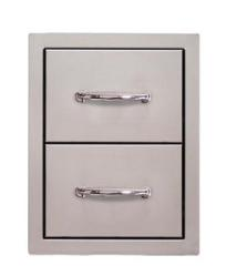 Brand: Alfresco, Model: , Style: Double Drawer