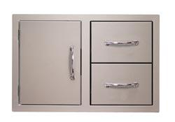 Brand: Alfresco, Model: IACBO, Color: Stainless Steel