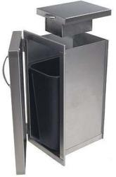 Brand: Alfresco, Model: PWSC, Style: Built-in Prep and Waste Station Chute