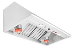Brand: Capital, Model: PSVH36, Style: 48 Inch Wide/1200 CFM with Heat Lamps