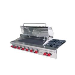 Brand: Wolf, Model: BBQ48BI, Fuel Type: Natural Gas