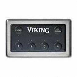 Brand: Viking, Model: DIPR100RSS