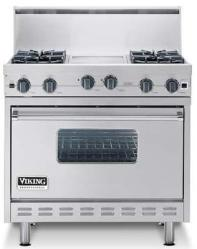 Brand: Viking, Model: VGIC3666BWH