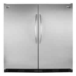 Brand: Frigidaire, Model: PLFH1779GS, Style: 16.7 cu. ft. Upright Freezer