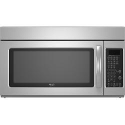 Brand: Whirlpool, Model: WMH2175XVT, Color: Stainless Steel